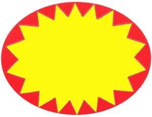 preisetiketten-rechteckig-37x28mm-oval-leuchtgelb-rot-zackenrand