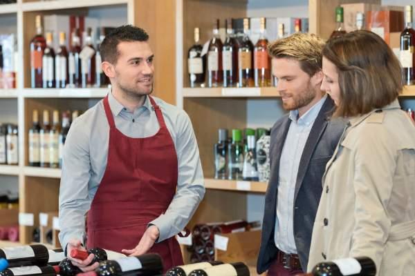 Kompetente Fachberatung im Einzelhandel