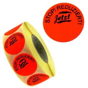 aktionsetiketten-leuchtrot-permanent-32mm-rund-stop-reduziert-jetzt