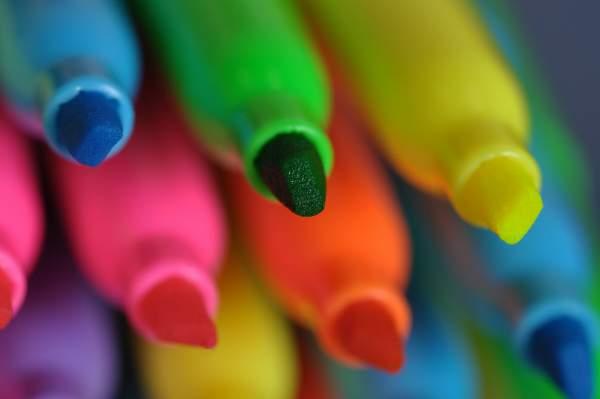 Mit Glasschreibern lässt sich eine kostengünstige Werbewirkung erzielen