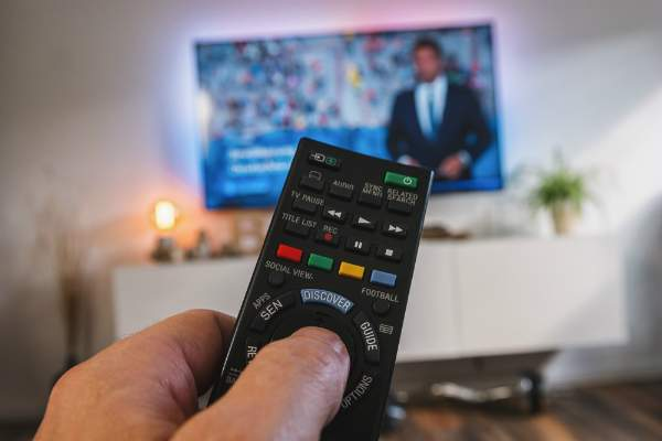 Fernsehwerbung ist ein klassisches Beispiel für ATL-Marketing