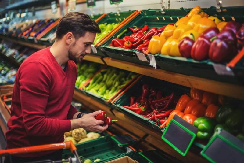 preisschilder für obst und gemüse magazin  pbonlinehandel®